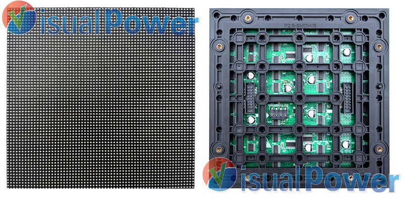 P2.5 outdoor led display module