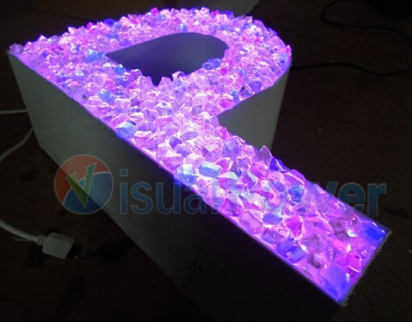 led display nightclub design led media facade stage rental led display